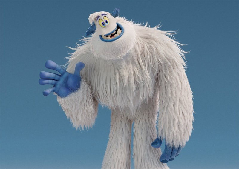 Smallfoot Posters Provide First Look at Animated Feature