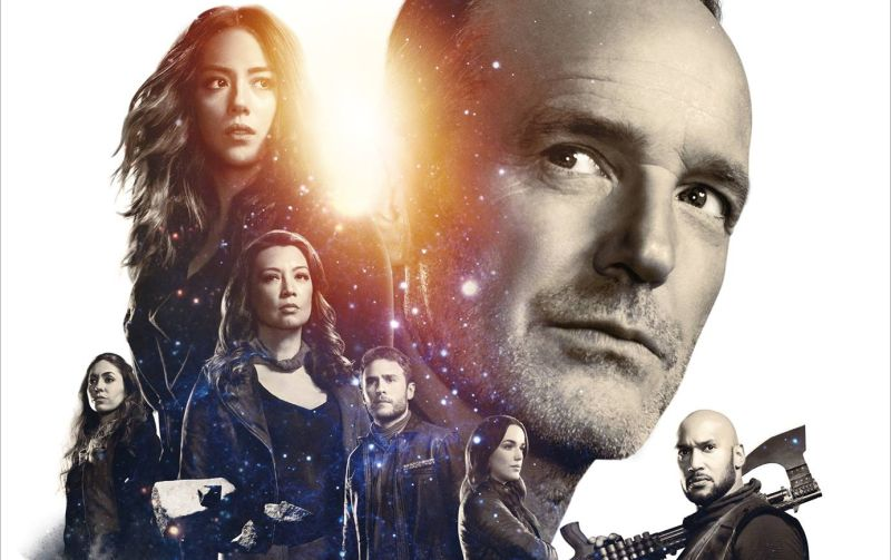 Agents of SHIELD Season 5 Poster Assembles the Team