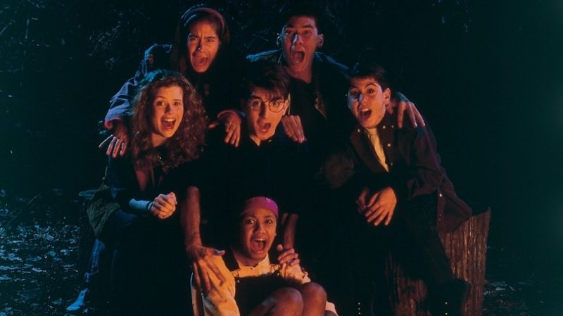 IT screenwriter will pen the upcoming film based on the Nickelodeon series Are You Afraid of the Dark?