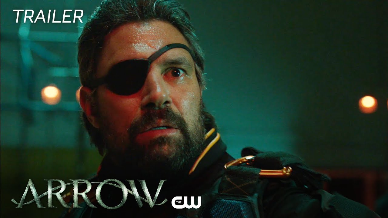 Slade Has His Revenge on Oliver in New Arrow Promo