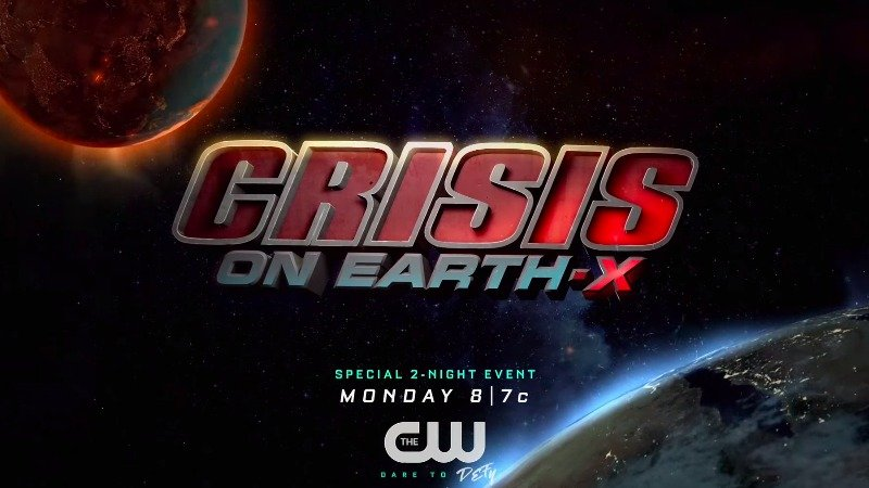 Crisis on Earth-X TV Spot Teases a Doomsday Weapon
