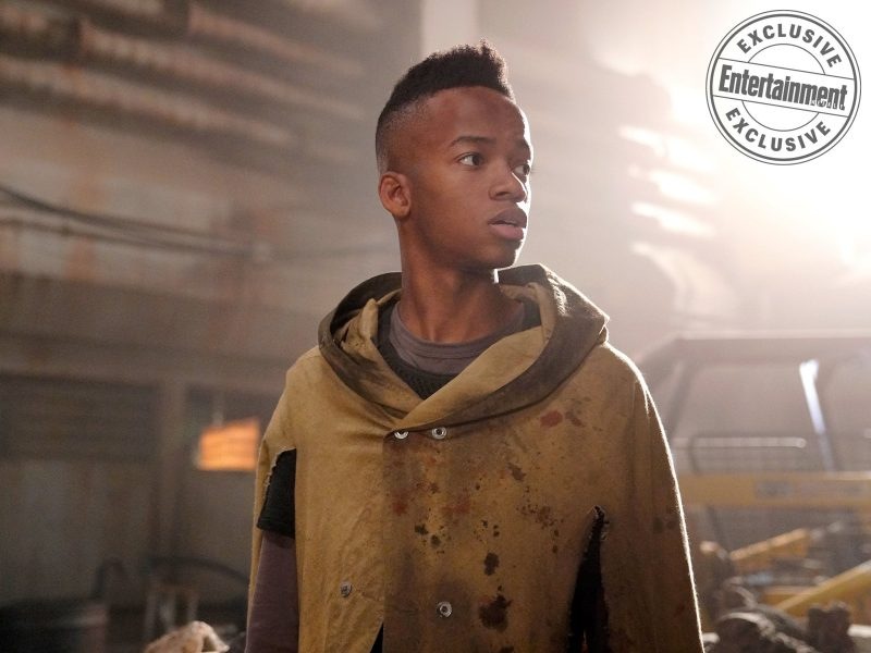 Check out a first look at the new cast members for season 5 of Marvel's Agents of S.H.I.E.L.D.