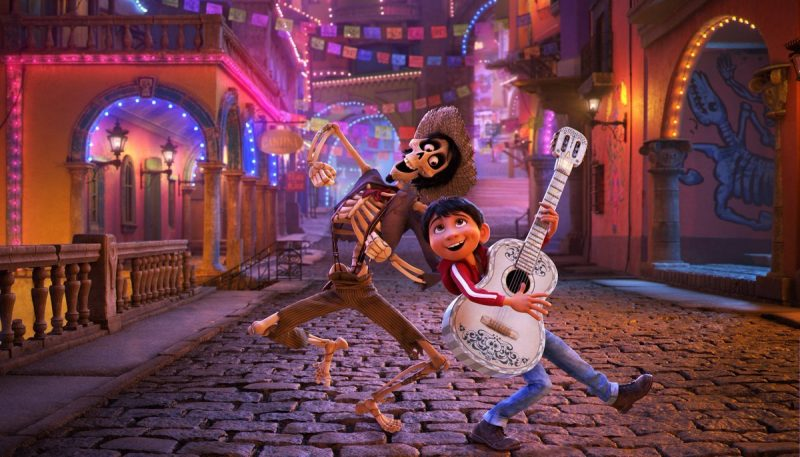We chat with Gael García Bernal about voicing the role of Hector inDisney•Pixar's Coco