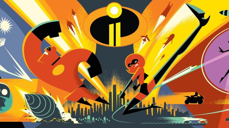 The Incredibles 2 Teaser Set to Premiere Tomorrow