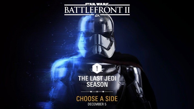 Star Wars Battlefront II's Last Jedi Content Revealed