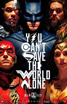 Justice League Review at ComingSoon.net