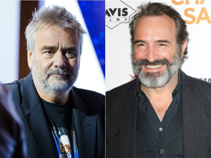Luc Besson is set to direct Jean Dujardin in The French Detective, based on the James Patterson series