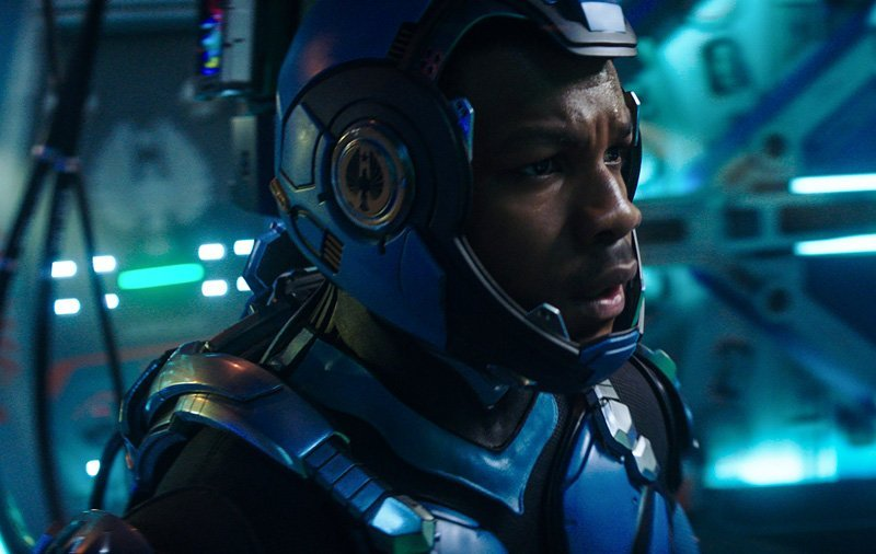 John Boyega Talks Pacific Rim Uprising from the Set of the Sequel