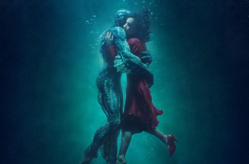 Watch the new The Shape of Water trailer and get your questions answered by Guillermo Del Toro on Facebook Live