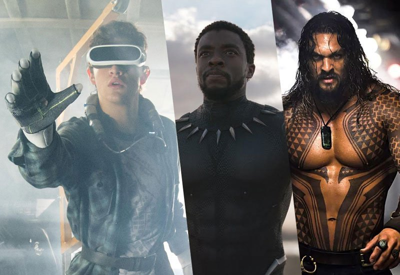 2018 Movies Comingsoonnets Most Anticipated List