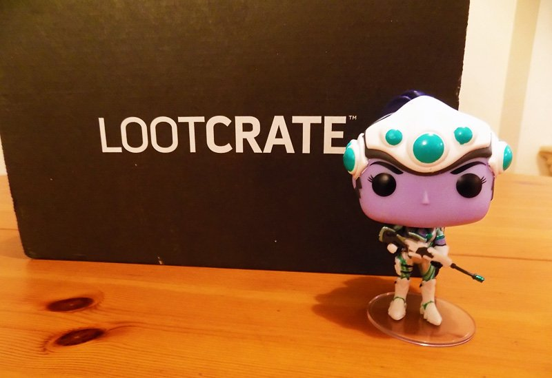 November Loot Crate Unboxing With Overwatch and More!
