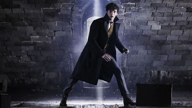 New Photos from Fantastic Beasts Sequel Debut