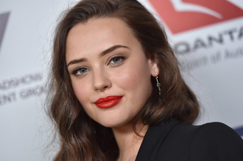 '13 Reasons Why' Actress Katherine Langford Responds To Golden Globe Nomination