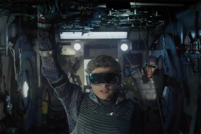 Ready Player One Book Sequel in the Works with Spielberg's Input