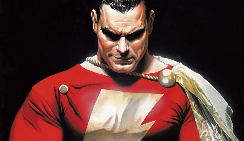 Production Begins on New Line Cinema's Shazam!