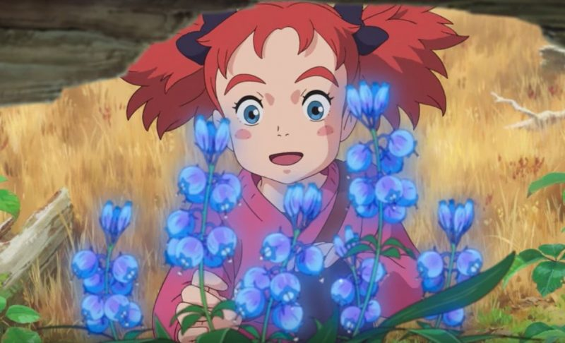 Check out the new trailer and poster for Studio Ponoc's Mary and the Witch's Flower