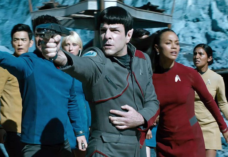 Star Trek by Quentin Tarantino will be rated R