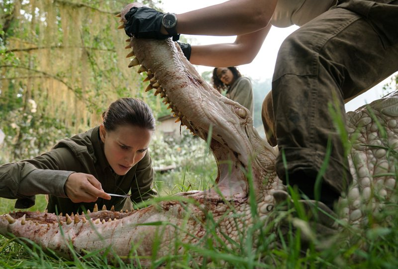 A Visit to the Set of Alex Garland's Annihilation, Starring Natalie Portman