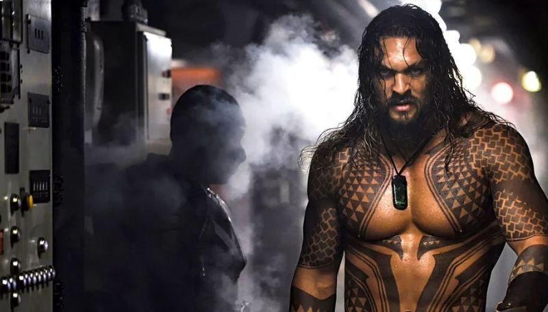First Look at 'Aquaman' Shows Jason Momoa About to Kick Ass