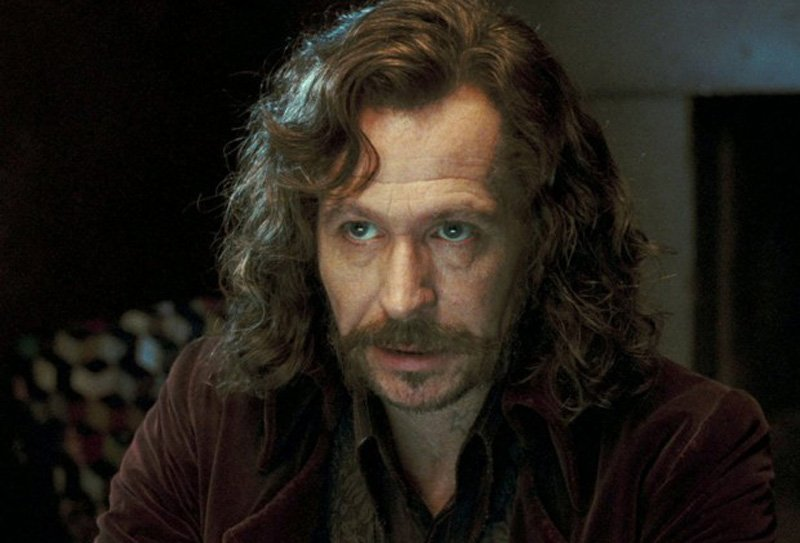 Sirius Black - The Harry Potter Franchise