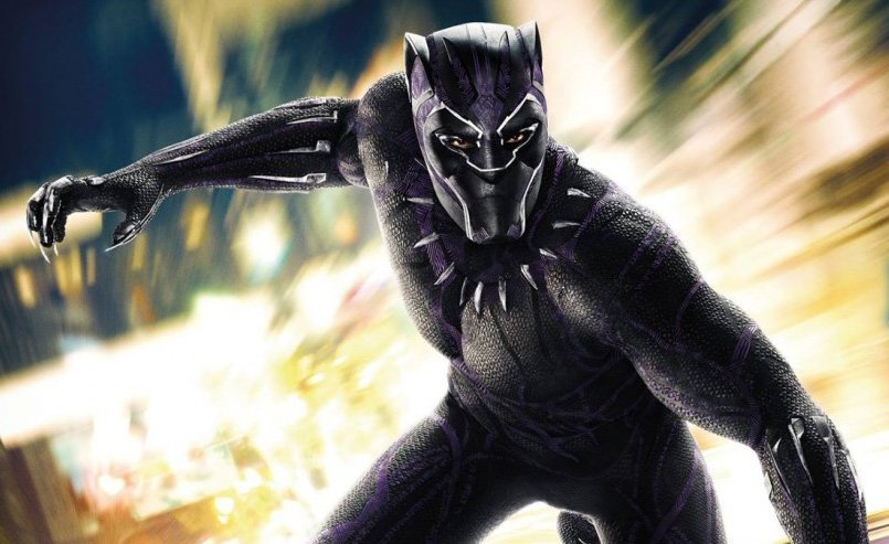 Japanese 'Black Panther' Trailer Drops More Exciting Footage