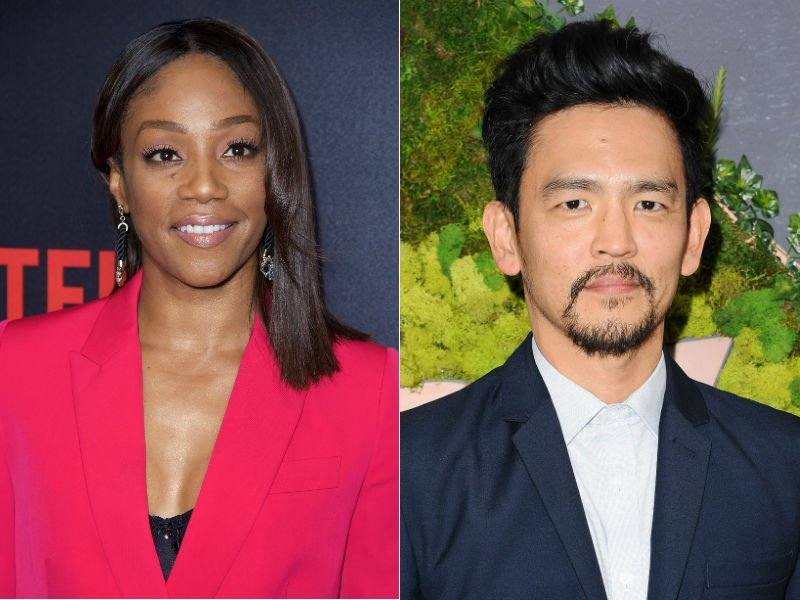 Tiffany Haddish, John Cho and more have joined Ike Barinholtz in The Oath