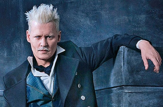 J.K. Rowling on Johnny Depp Fantastic Beasts Casting Controversy