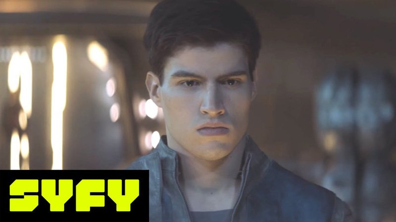 Syfy Announces Krypton Premiere Date