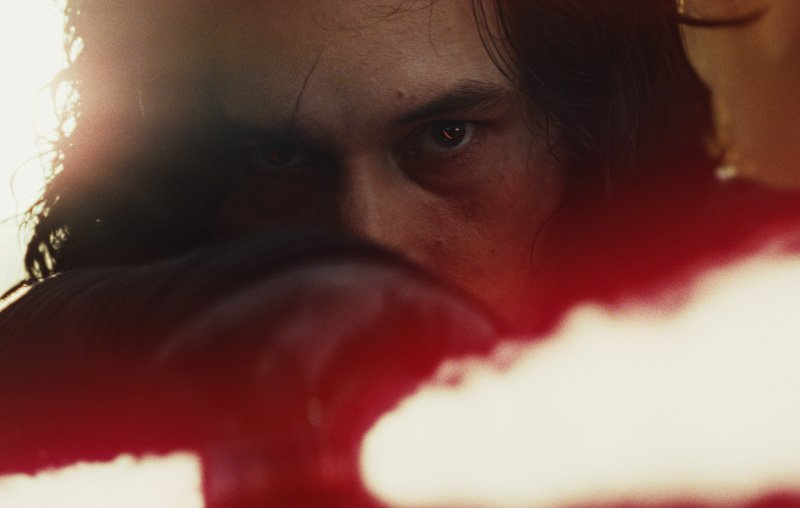 Video: Adam Driver on Playing Kylo Ren in Star Wars: The Last Jedi