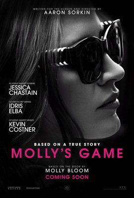 Molly's Game Review at ComingSoon.net