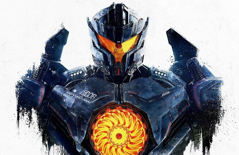 Gipsy Avenger in the New Japanese Poster for Pacific Rim Uprising