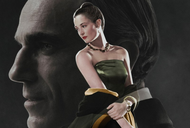 Focus Features Debuts the New Phantom Thread Poster