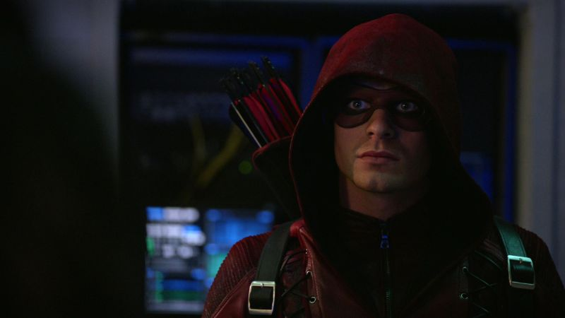 Colton Haynes Will Return to Arrow as Roy Harper