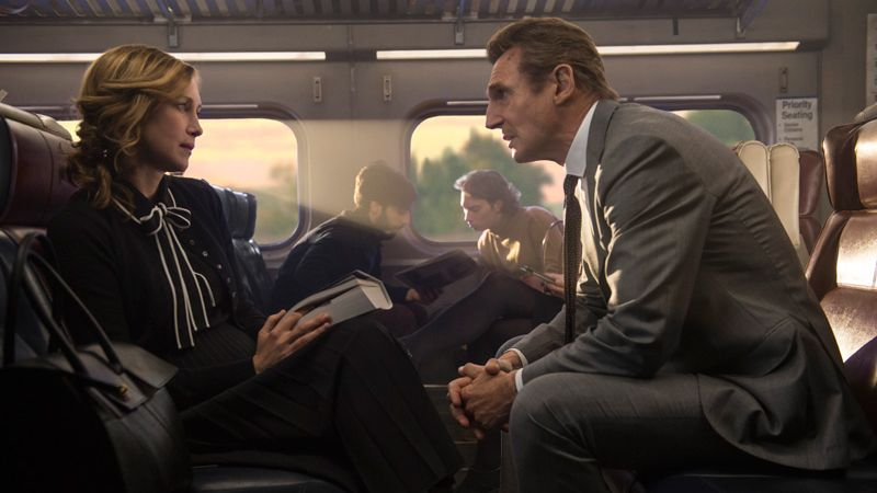 The Commuter Final Trailer is Done Playing Games