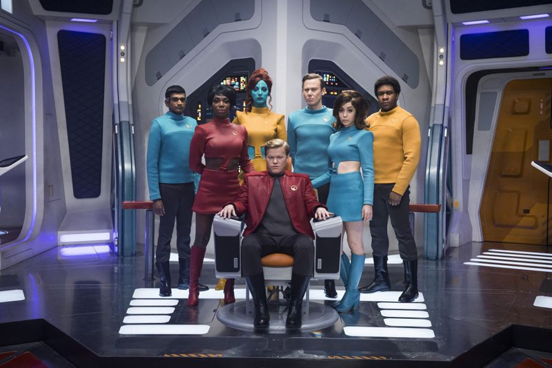 The U.S.S. Callister Trailer for Black Mirror Season 4