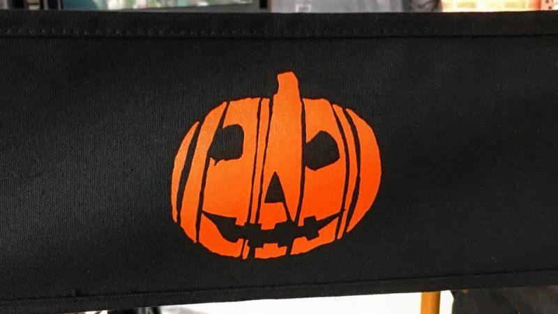 Halloween Movie Pumpkin 2018.Production Officially Begins On New Halloween Movie