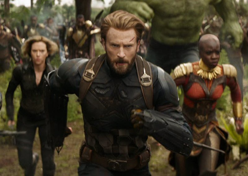 Infinity War: Russos Talk Nomad Captain America and More!