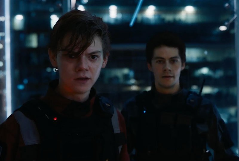 Check Out a New Maze Runner: The Death Cure Clip