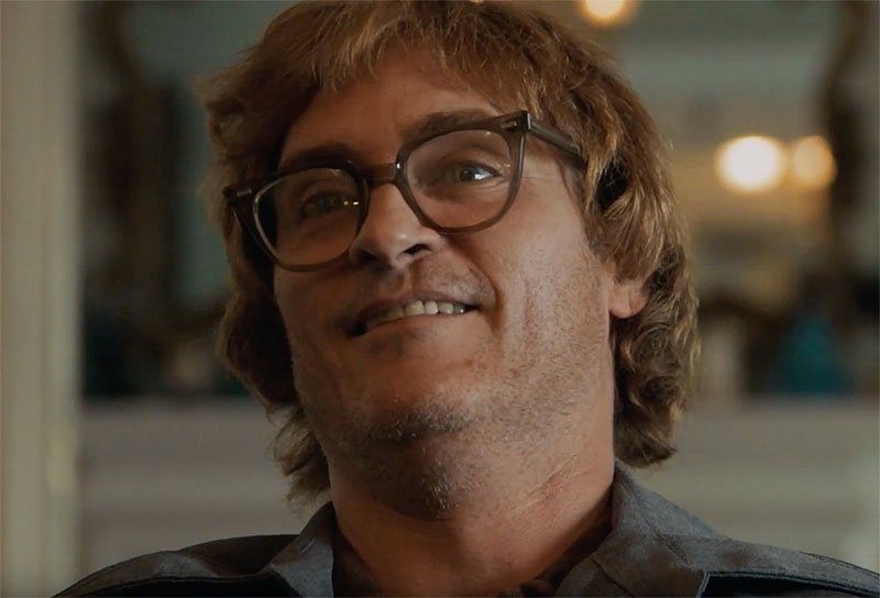 Don't Worry, He Won't Get Far On Foot Trailer and Poster