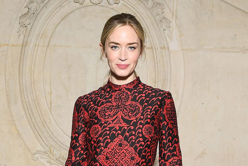 Emily Blunt Is Taking A JUNGLE CRUISE With The Rock