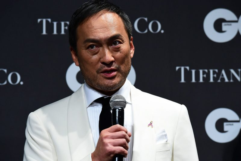 Ken Watanabe is set to join Ryan Reynolds in Detective Pikachu