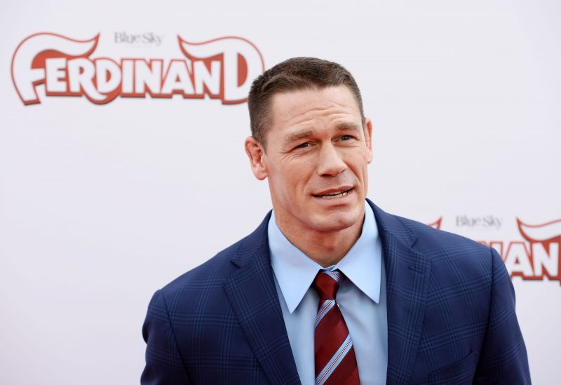 John Cena is in talks to star in the upcoming film based on the video game Duke Nukem