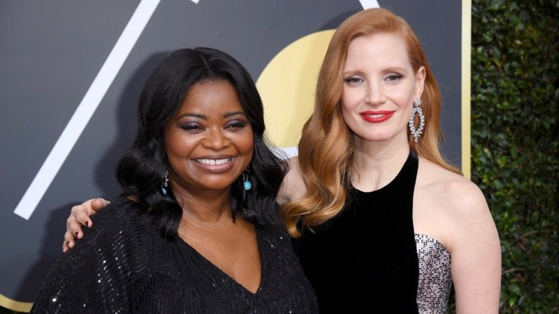 Universal Lands Pitch For Jessica Chastain-Octavia Spencer Holiday Comedy