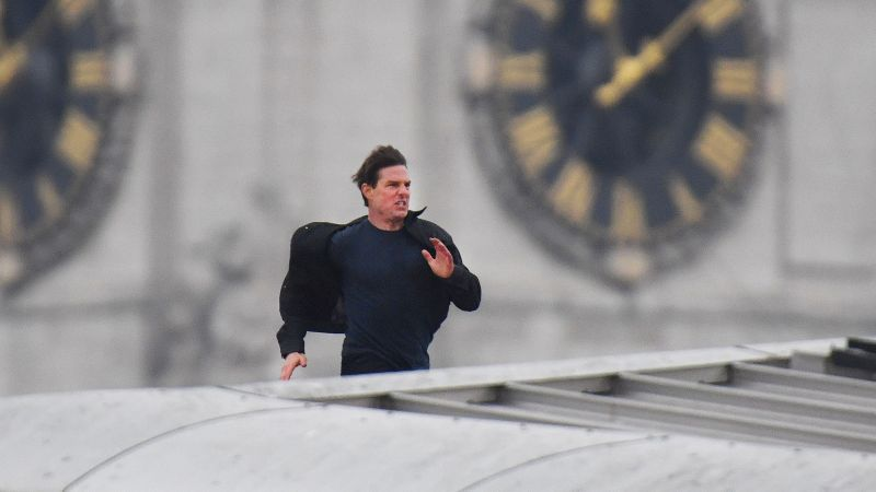 Mission: Impossible 6 Set Photos Tease New Cruise Stunt