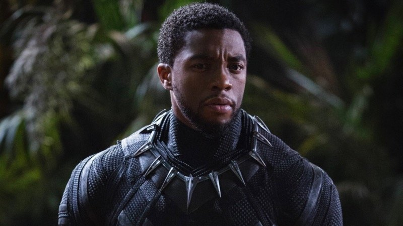 Chadwick Boseman Talks Black Panther from the Set!