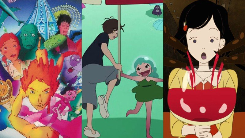 GKIDS to Distribute New Masaaki Yuasa Anime Plus Cult Classic Mind Game