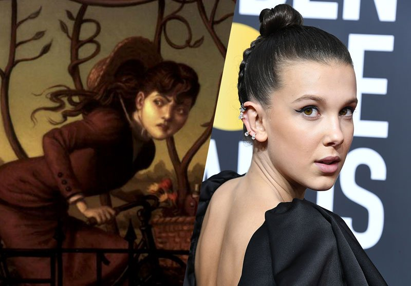 'Stranger Things' star Millie Bobby Brown to play Sherlock Holmes' sister