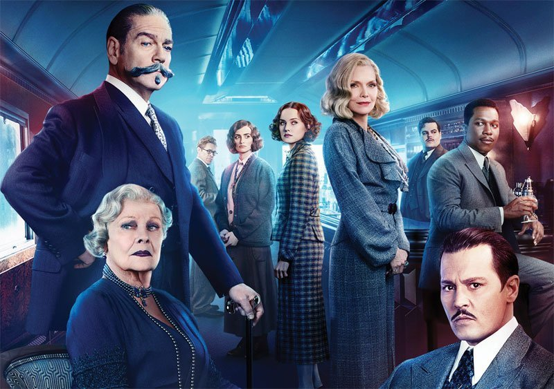 Murder on the Orient Express Blu-ray, Digital and DVD Details