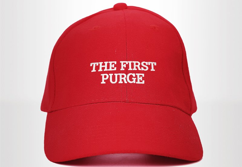The First Purge Poster is Here to Make Fear Great Again