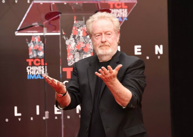 Ridley Scott is One of the Directors Who Released Two Movies in One Year